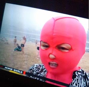 """""""Face bikini"""", il costume facciale per difendere il viso dal sole (foto)"""