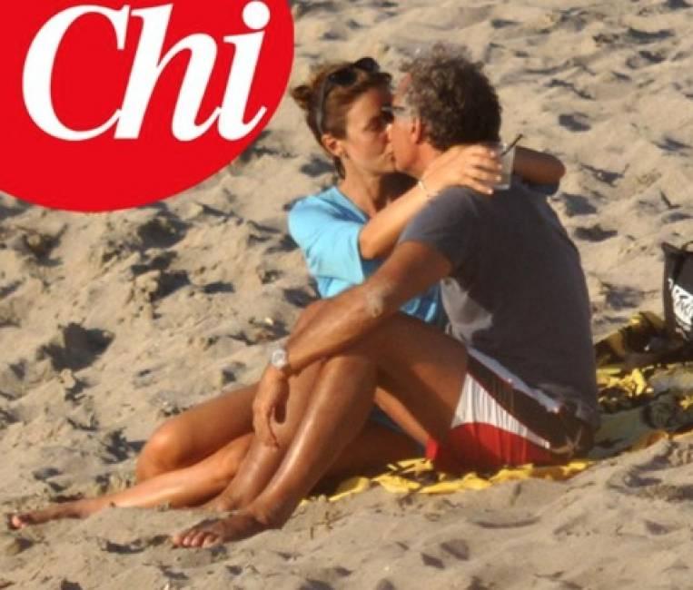 Massimo Giletti e Alessandra Moretti: si baciano! (foto)