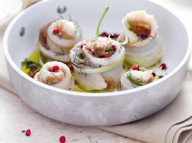 Ricette Di Pesce Involtini Di Sogliola Con Prosciutto Crudo Ladyblitz