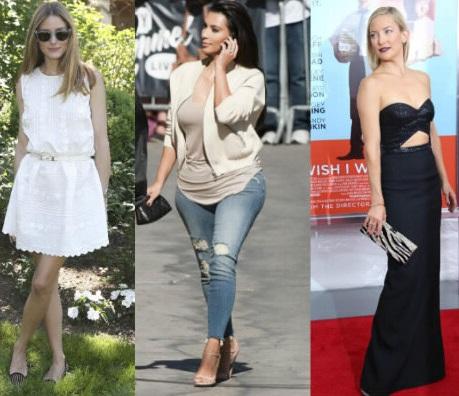 Kim Kardashian, Taylor Swift... look da star (low cost) da copiare