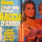 """Alena Seredova sbanca con Alessandro Nasi: ricco, potente e.. """"capo"""" di Buffon"""