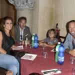 Sinisa Mihajlovic con la moglie e Dario Marcolin05