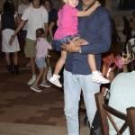 Simone Inzaghi con la figlia10