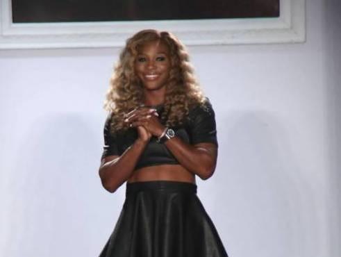 Serena Williams presenta la sua collezione03