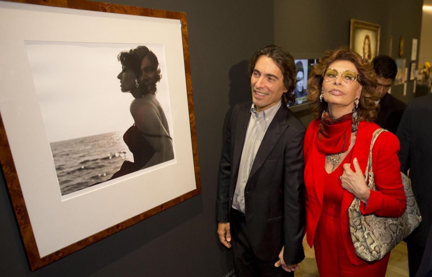 Sofia Loren compie 80 anni: il Messico le dedica una mostra05