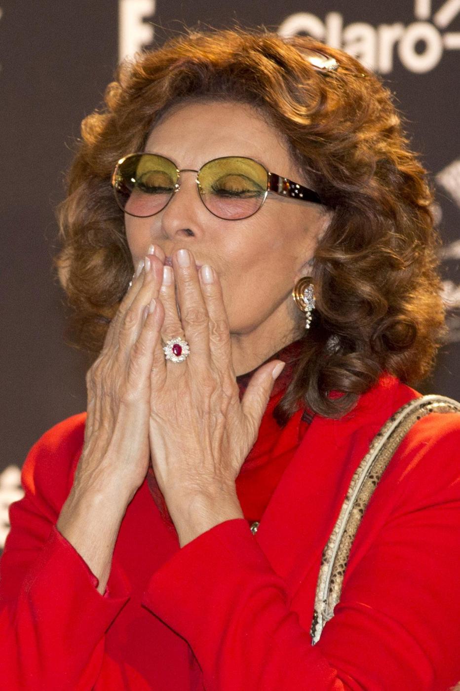 Sofia Loren compie 80 anni: il Messico le dedica una mostra11