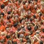 Barcellona la sfida delle torri umane 15