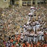 Barcellona la sfida delle torri umane 13