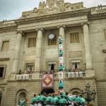Barcellona la sfida delle torri umane 5