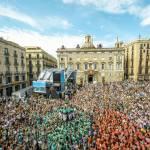 Barcellona la sfida delle torri umane 03