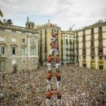 Barcellona la sfida delle torri umane 01