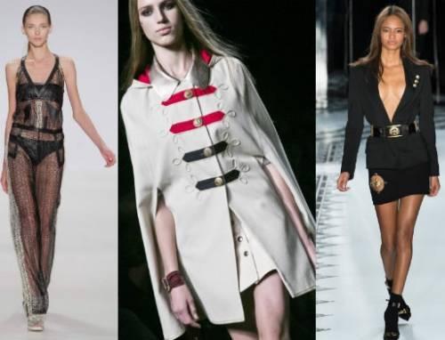Tommy Hilfiger, Versus Versace, Custo Barcelona: s/s 2015 a tutto rock
