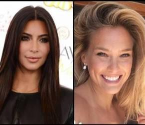 Donne iper truccate alla Kim Kardashian? No, uomini preferiscono nude look
