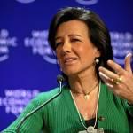 Ana Botin, una donna ai vertici del colosso bancario Santander