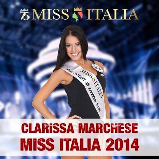 Miss Italia 2014: vince la siciliana Clarissa Marchese (FOTO)