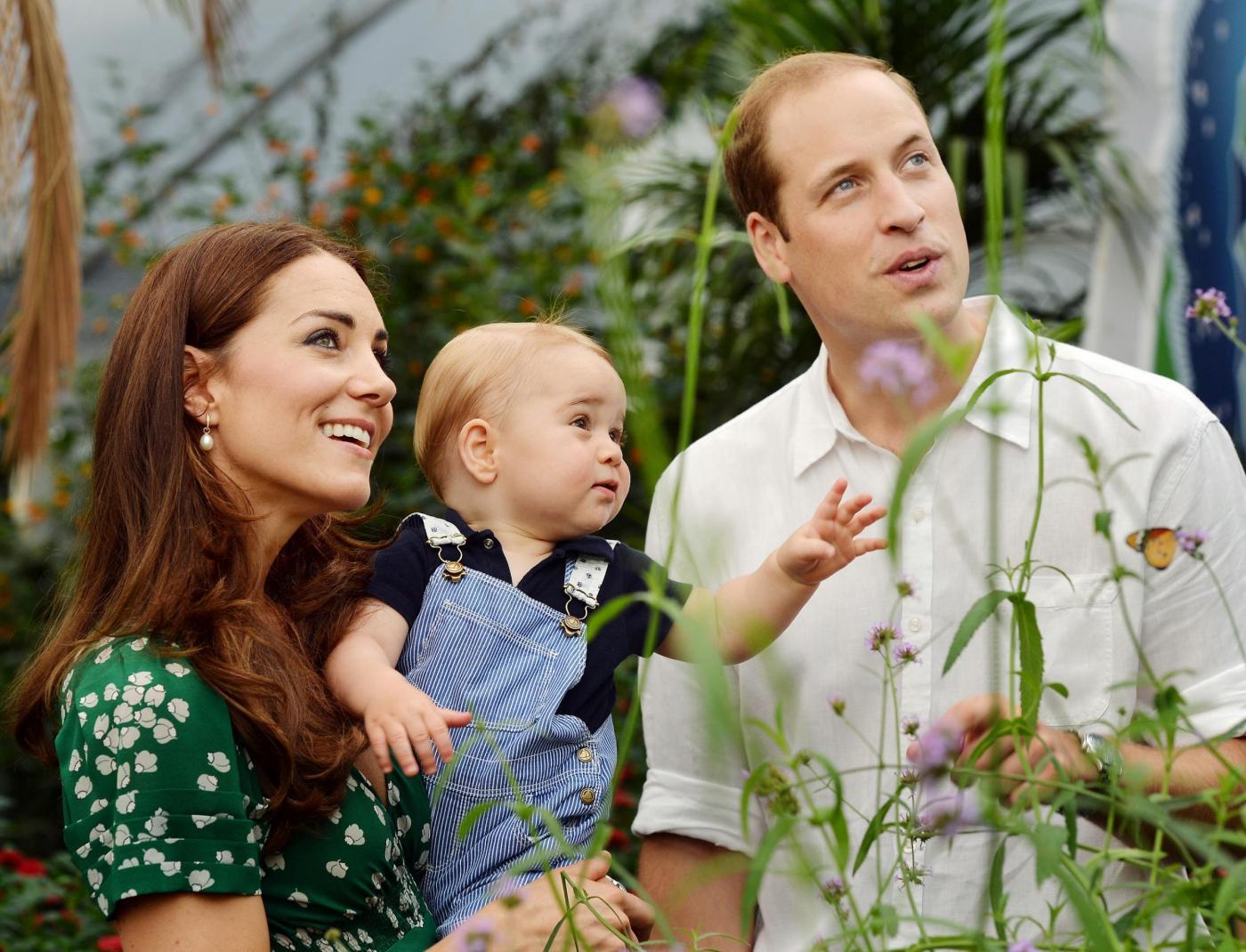 Kate Middleton aspetta una bimba: la chiamerà Elizabeth