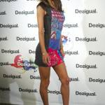 "Alessandra Ambrosio presenta ""La vida es Chula"", la nuova linea Desigual05"