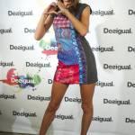 "Alessandra Ambrosio presenta ""La vida es Chula"", la nuova linea Desigual04"