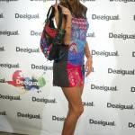 "Alessandra Ambrosio presenta ""La vida es Chula"", la nuova linea Desigual01"