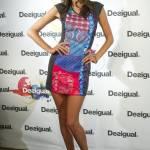 "Alessandra Ambrosio presenta ""La vida es Chula"", la nuova linea Desigual11"
