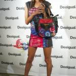 "Alessandra Ambrosio presenta ""La vida es Chula"", la nuova linea Desigual08"