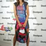 "Alessandra Ambrosio presenta ""La vida es Chula"", la nuova linea Desigual07"