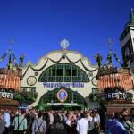 Oktoberfest, le foto dalla festa della birra di Monaco di Baviera14