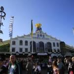 Oktoberfest, le foto dalla festa della birra di Monaco di Baviera13