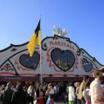 Oktoberfest, le foto dalla festa della birra di Monaco di Baviera12