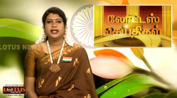 Padmini Prakash, prima presentatrice transgender della tv indiana (VIDEO