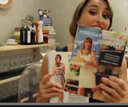 Benedetta Parodi sbarca sulla Fox Usa con un programma di ricette VIDEO