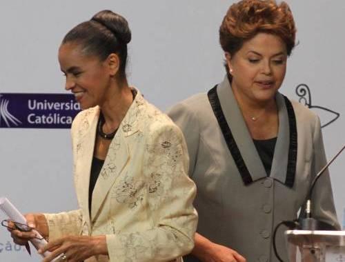 Marina Silva e Dilma Rousseff: le due donne che si contendono il Brasile