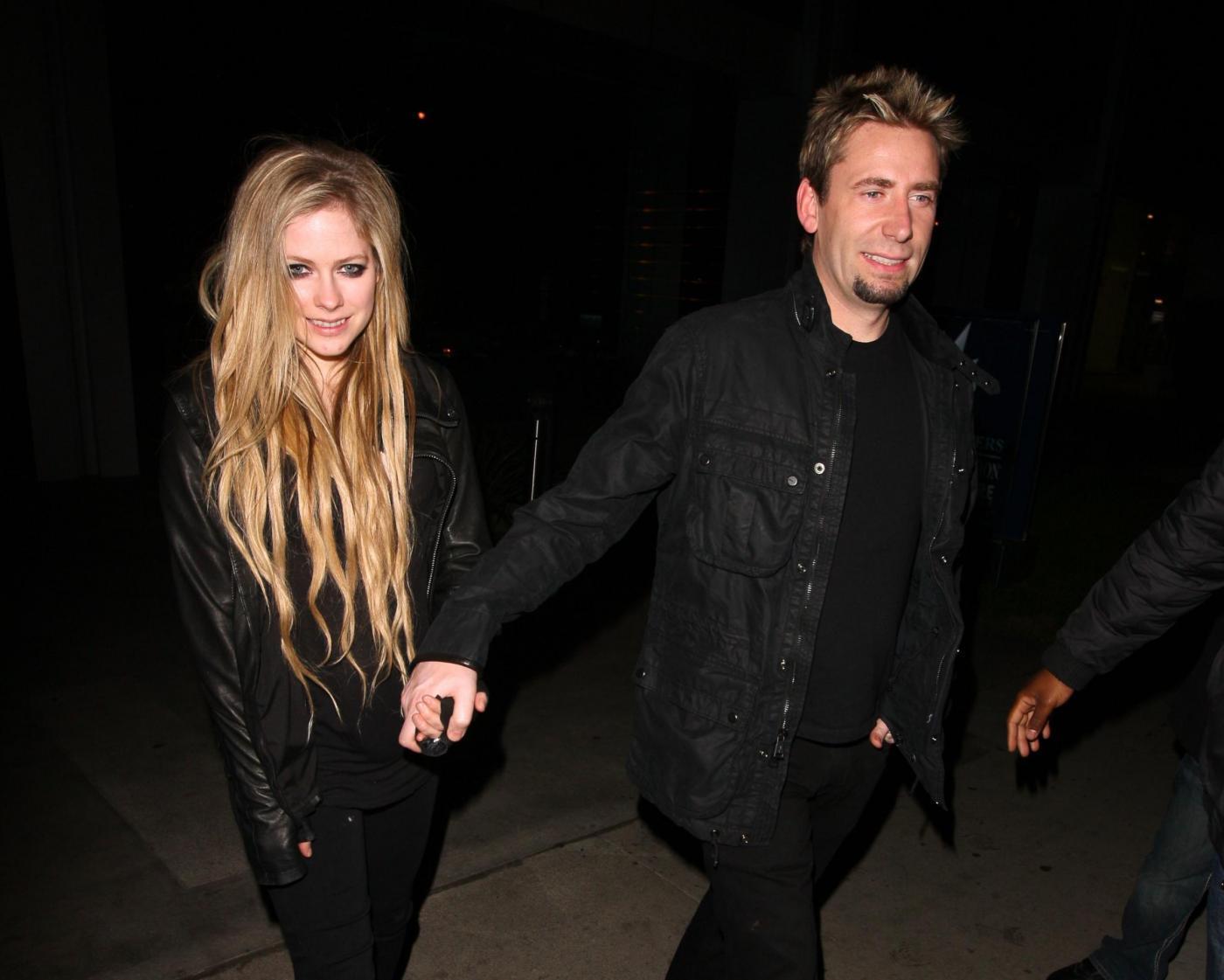 Avril Lavigne e Chad Kroeger, prossimi al divorzio