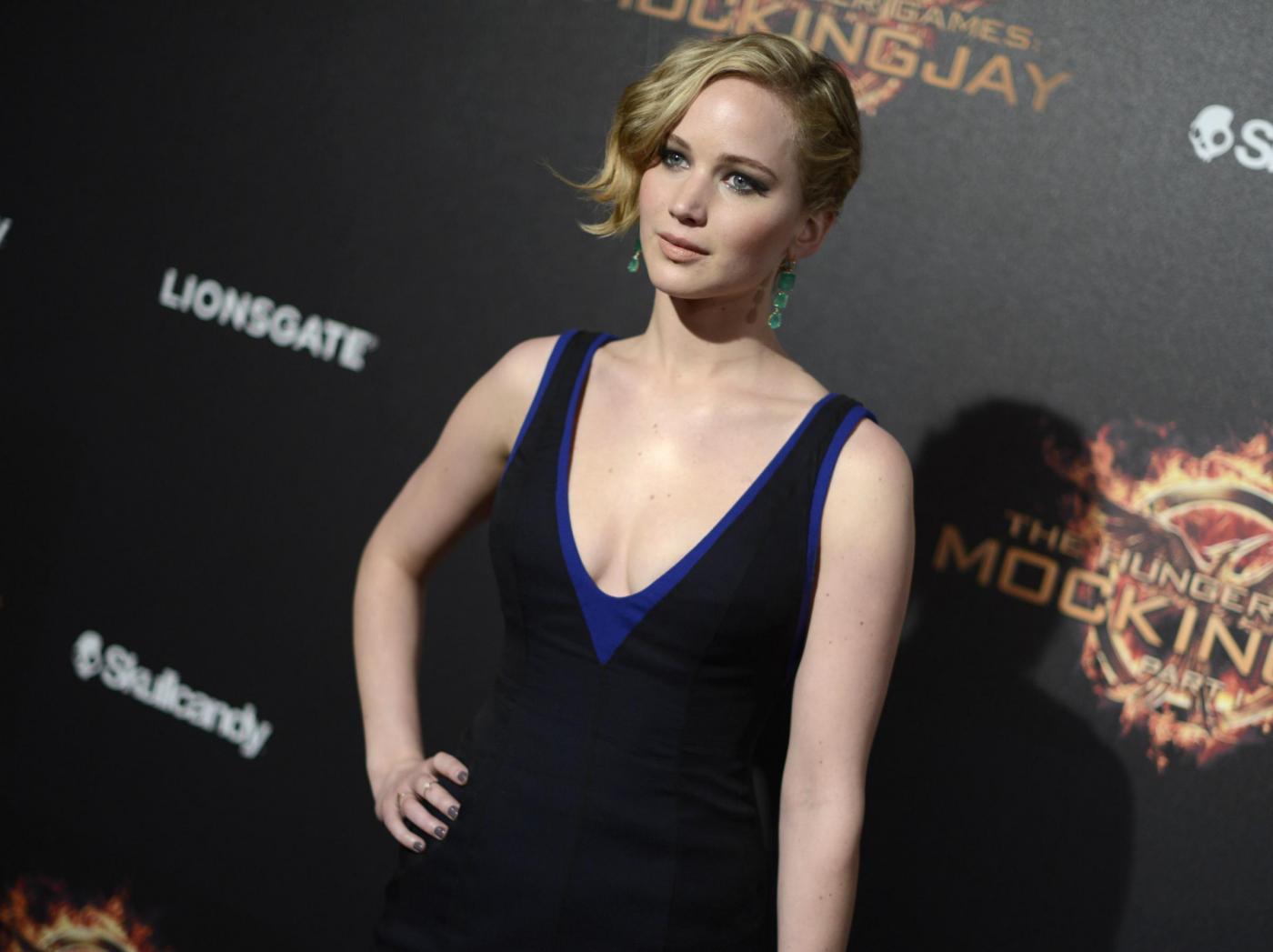 Jennifer Lawrence: galleria d'arte esporrà le sue foto piratate
