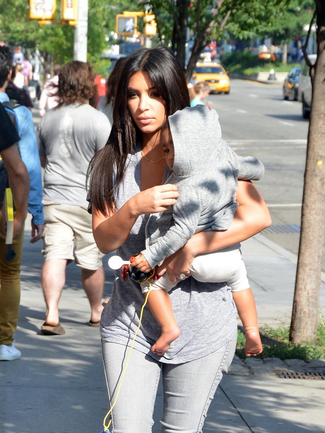 Kim Kardashian rivela: nome della figlia, North, suggerito da Pharrell Williams