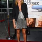 Jennifer Aniston incinta? Sul red carpet pancino sospetto... (foto)