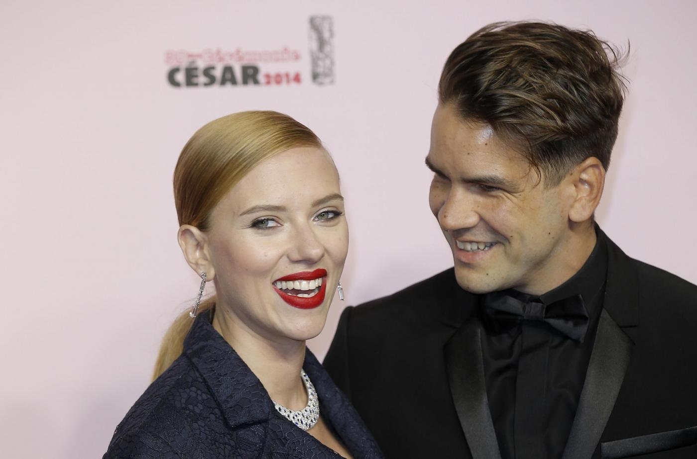 Scarlett Johansson mamma. E' nata la piccola Rose