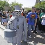 Comic Con 2014, previste 130mila persone a Salt Lake City97