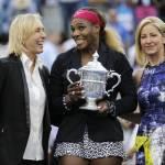 Tennis, Martina Navratilova chiede la mano alla storica fidanzata Julia Lemigova3