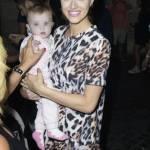 Sofia Bruscoli con la figlia12