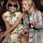 MFW: Kate Moss e Charlotte Casiraghi insieme alla sflita di Gucci (FOTO)