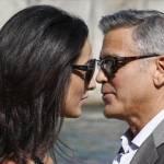 Geroge Clooney spende 50mila sterline per rendere la villa a prova di alluvione