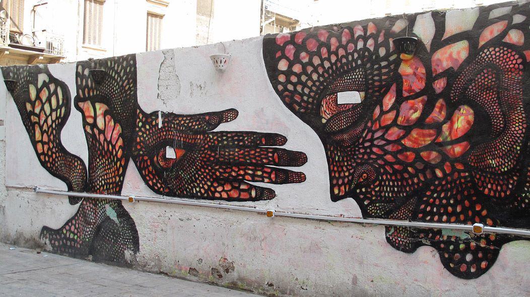 """""""Women on Walls"""": la rivoluzione delle donne egiziane corre sui murales (FOTO)"""