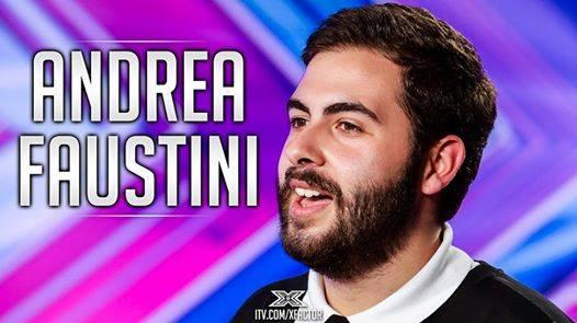 Andrea Faustini, il talento italiano rivelazione di X Factor UK (VIDEO)
