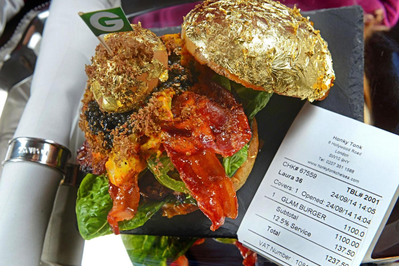 Glamburger, l'hamburger da 1400 euro è il più costoso del mondo04