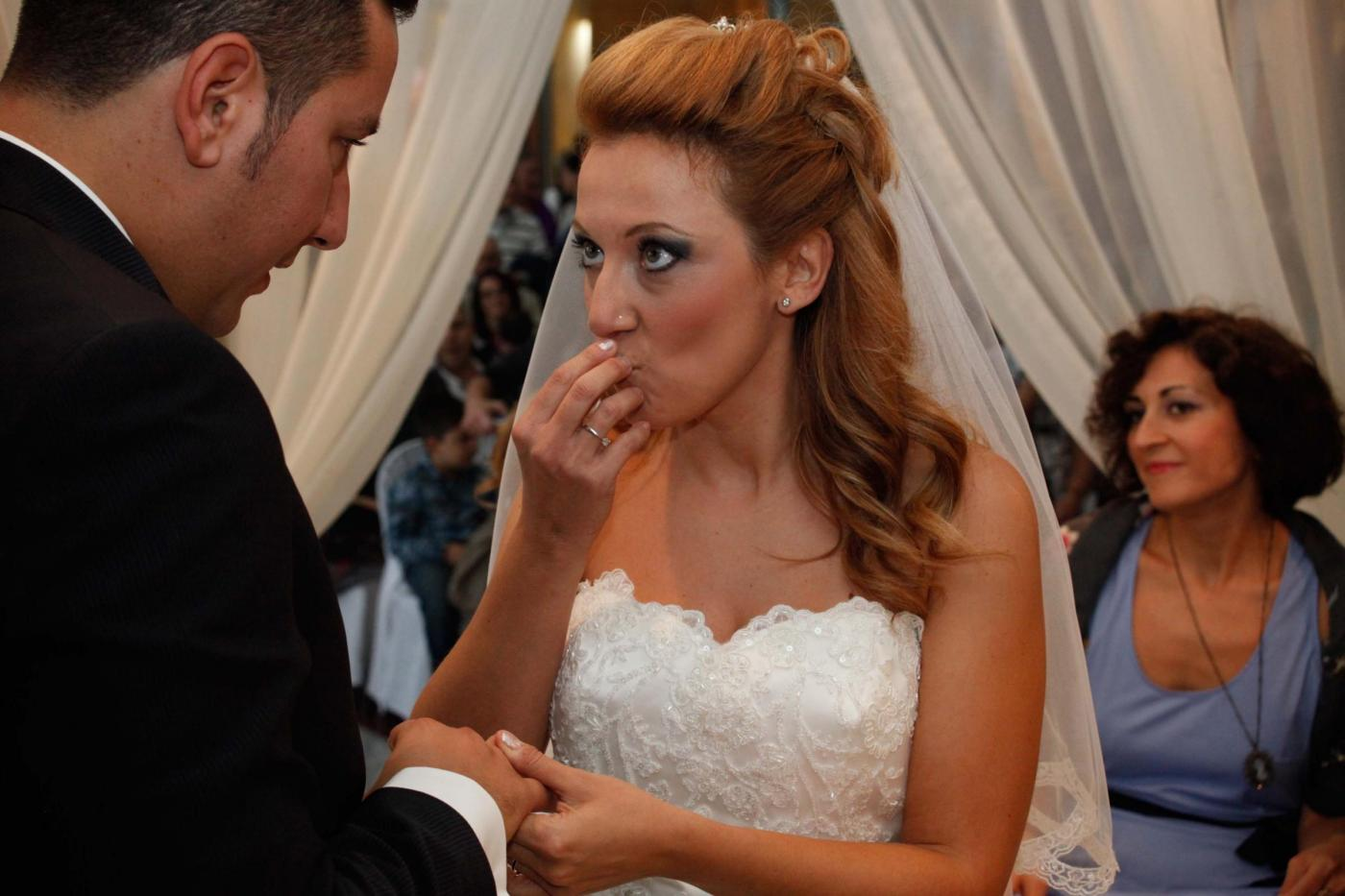 Si sposano nel centro commerciale del primo incontro: è la prima volta in Italia02