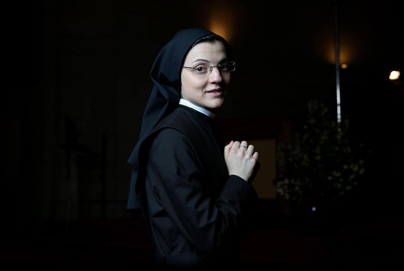 """Suor Cristina Scuccia canta """"Like a Virgin"""": Madonna apprezza: """"Sister for Life!""""01"""