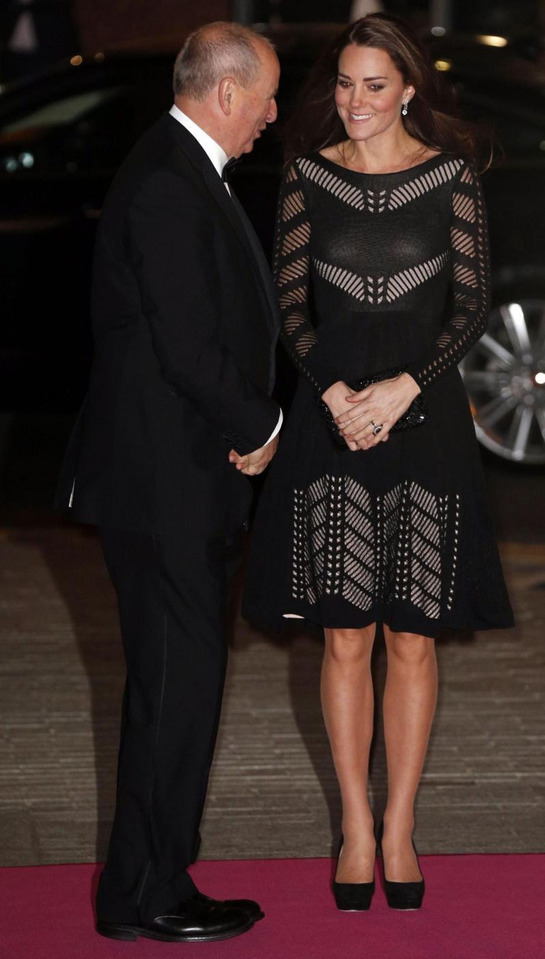 Kate Middleton incita di 3 mesi, non si risparmia5