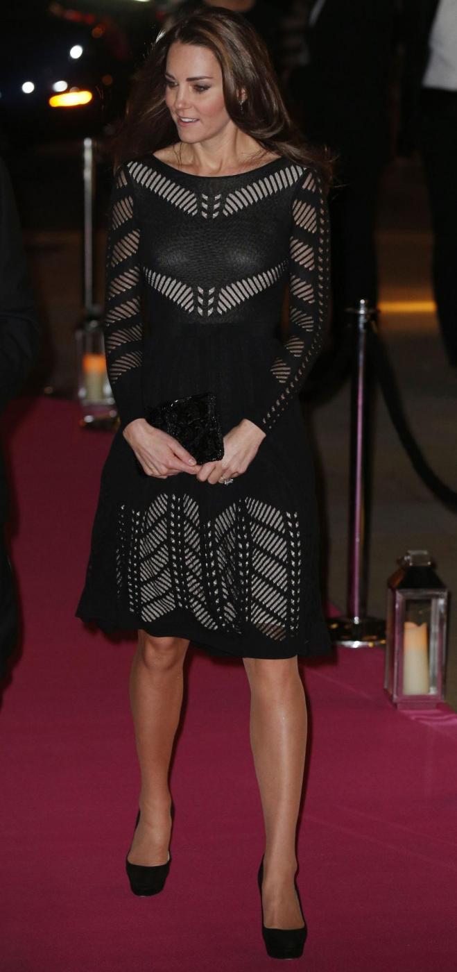 Kate Middleton incita di 3 mesi, non si risparmia03