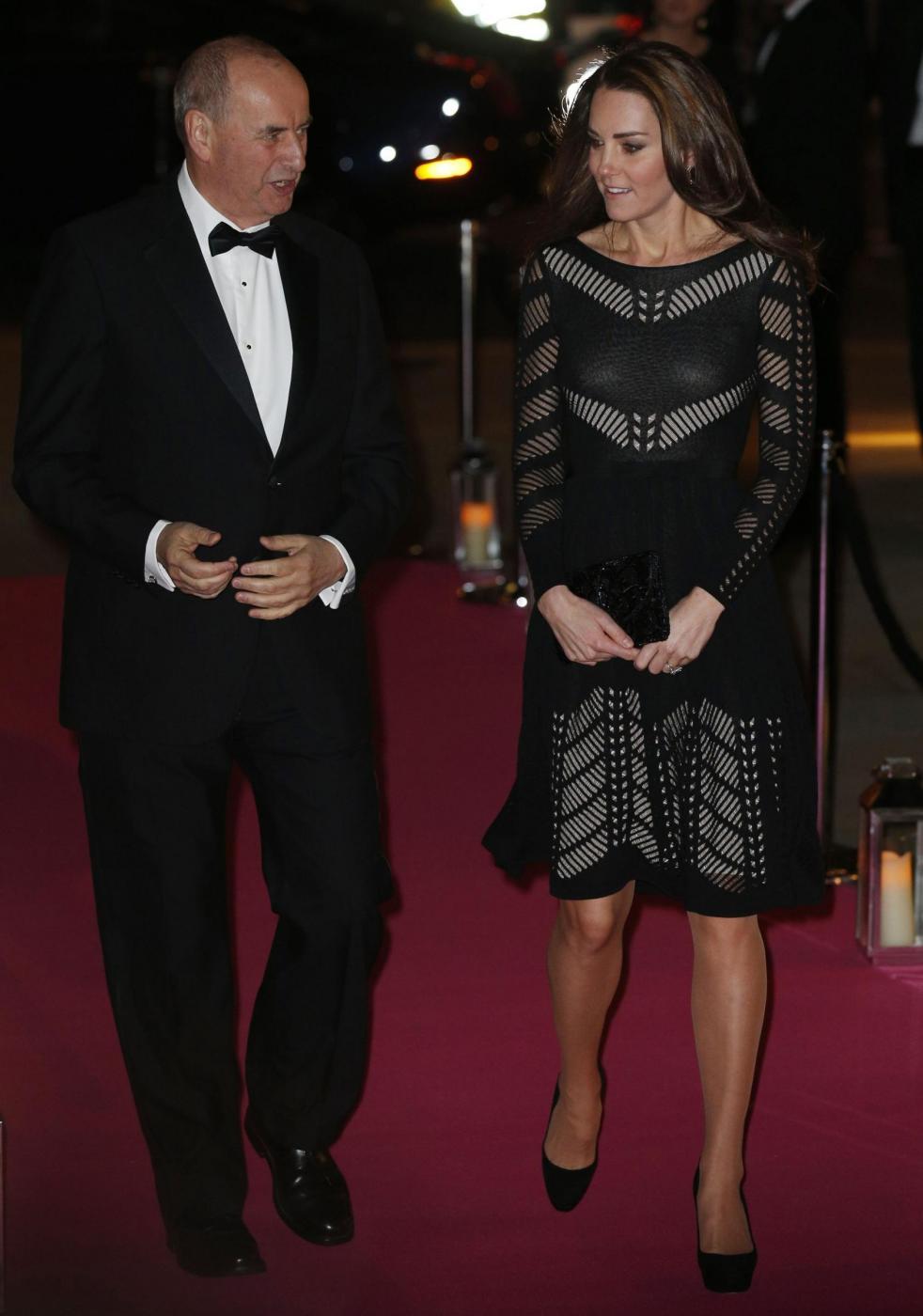 Kate Middleton incita di 3 mesi, non si risparmia02